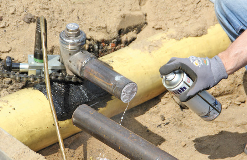 Fachtagung Gasversorgung: Gasleitung