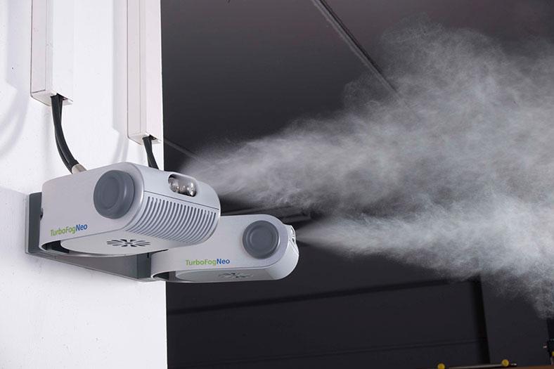 Luftbefeuchter und Infektionsrisiko: Titel