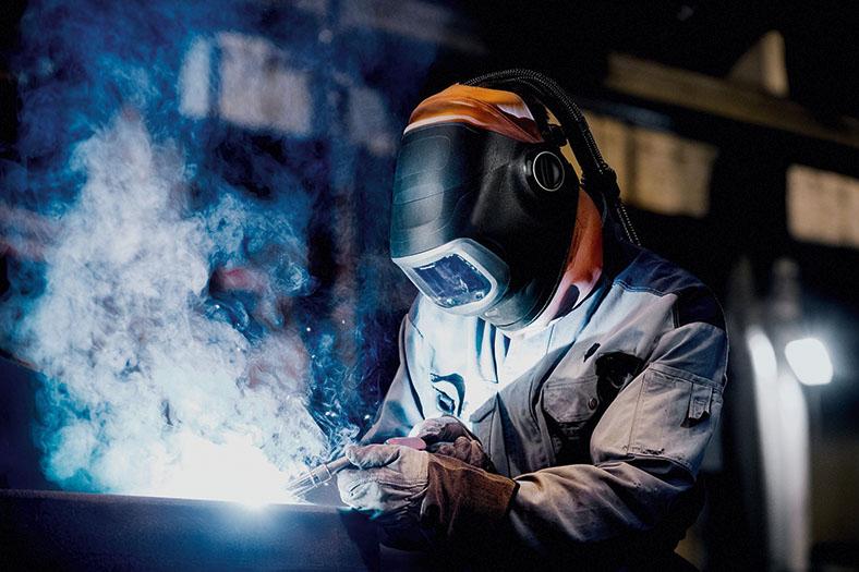 Arbeitsmedizinische Prävention Gasnetzbetrieb: Titel, Schweißarbeiten