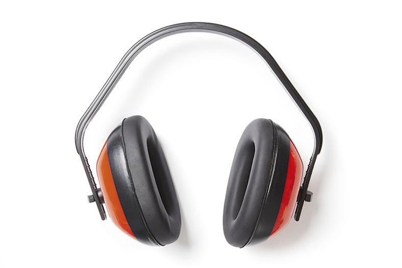 Diese Abbildung zeigt einen Kopfhörer.
