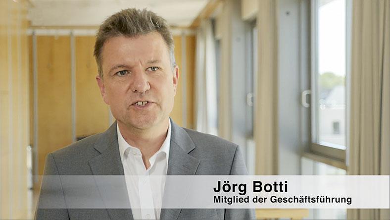 Künstliche Intelligenz: Geschäftsführer Jörg Botti, BG ETEM